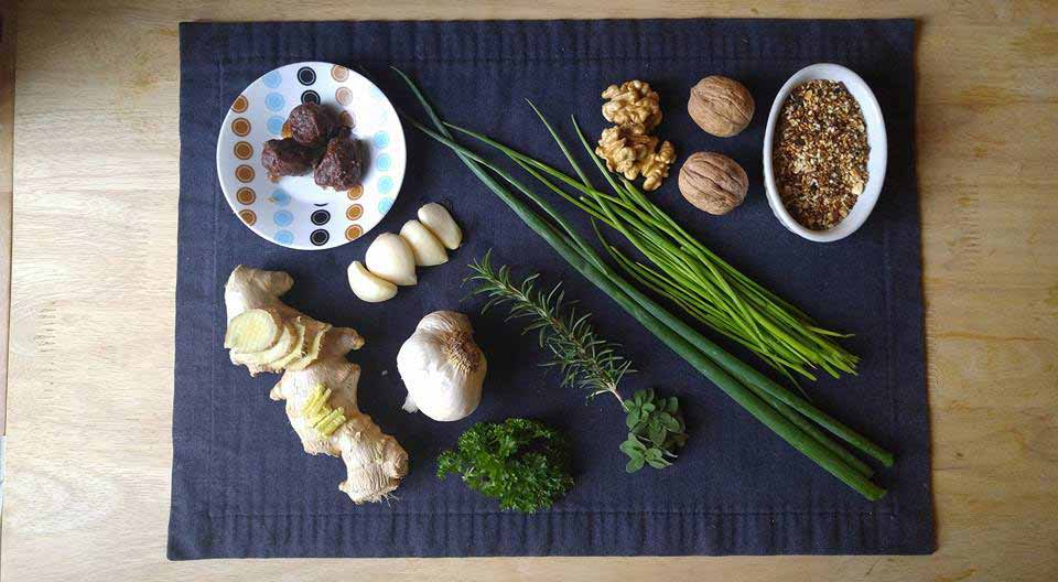 Holistic Nutrition Cooking Course: Food Remedies for Health Regeneration